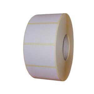 Role de etichete termice autoadezive 50x32mm 1500 etichete - 1 rola