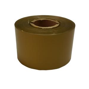 Ribon Ceara-Rasina Auriu Mat 40x300m 1 inch OUT