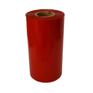 Ribon Ceara-Rasina Rosu 110x300m 1 inch OUT