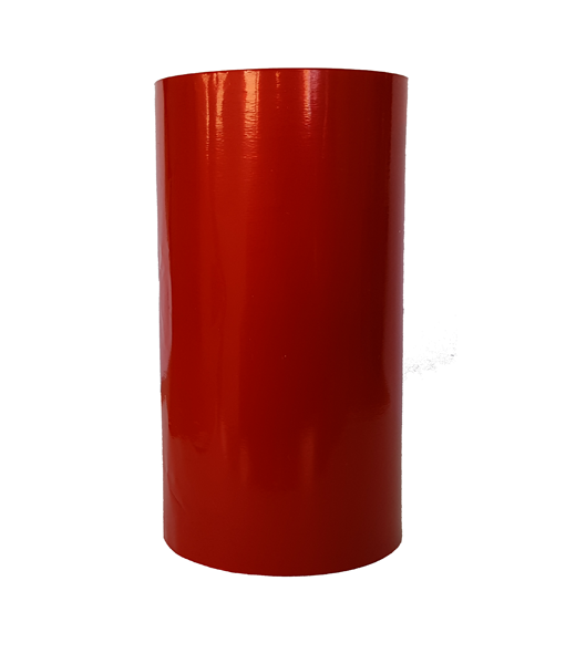 Ribon Rosu 110mm x 300m Out Ceara-Rasina 1 inch - 1 ribon
