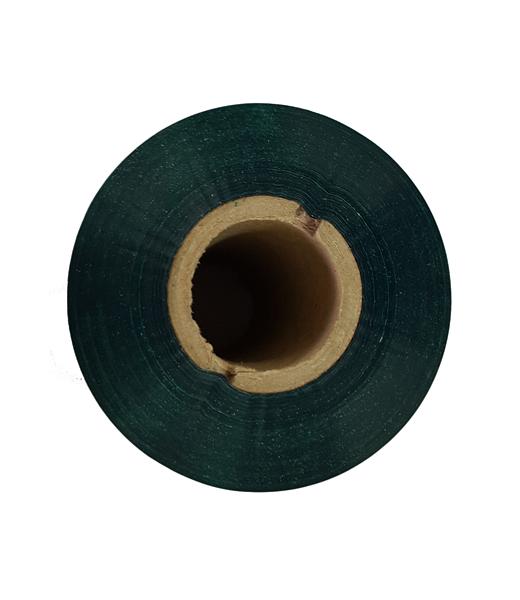 Ribon Verde 60mm x 300m Out Ceara-Rasina 1 inch - diametrul interior
