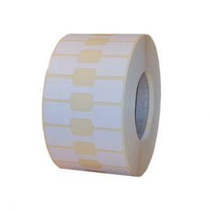 Role de etichete termice autoadezive bijuterii 50x13mm 2500 etichete - 1 rola