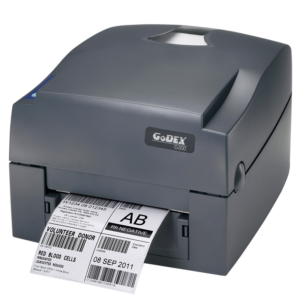 Imprimanta pentru etichete autocolate GoDEX G500 cu port paralel si USB