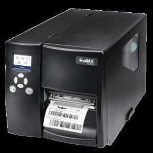 Imprimanta industriala pentru etichete autocolate GoDEX EZ2250i - front
