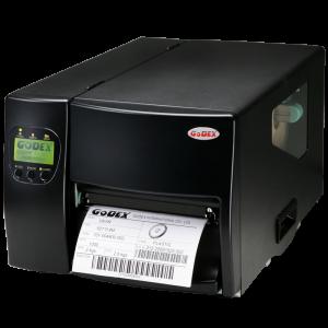 imprimanta industriala pentru etichete autocolate godex EZ6200Plus front