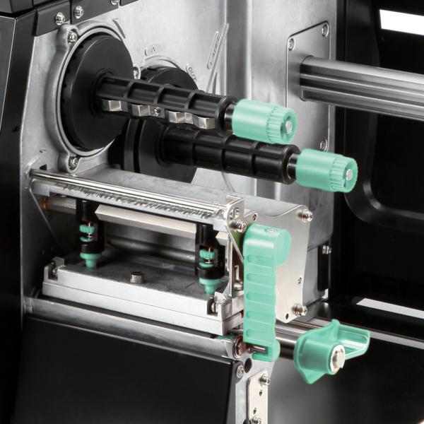 Imprimanta industriala pentru etichete autocolate GoDEX ZX1600i - interior1