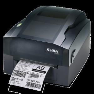 Imprimanta TT/DT pentru etichete autocolante Godex G300 - front