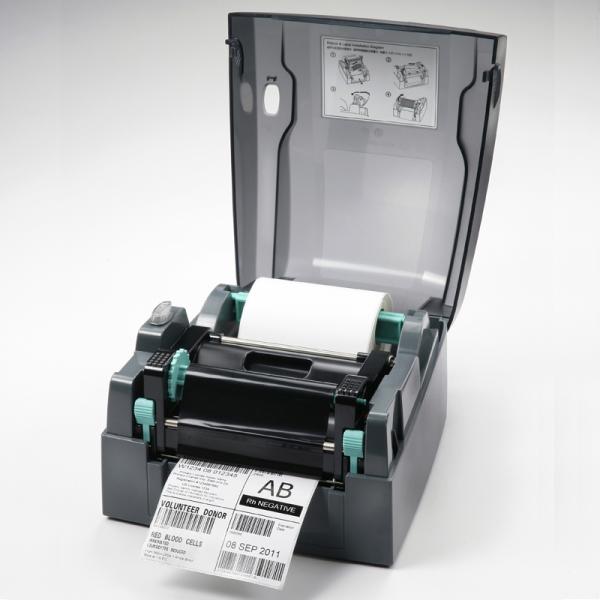 Imprimanta TT/DT pentru etichete autocolante Godex G300 - interior