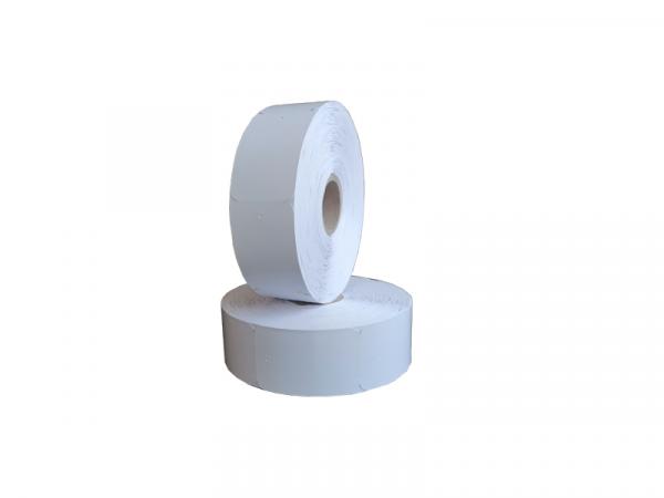 Rola de etichet TAG termice 49x76mm 1000 etichete in rola - 2 role
