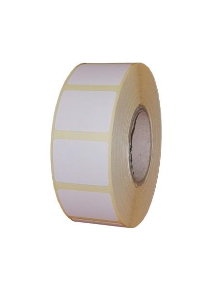 Role de etichete termice autoadezive 30x23mm 1500 etichete - 1 rola