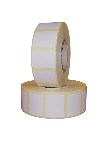 Role de etichete termice autoadezive 30x23mm 1500 etichete - 2 role