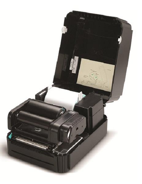 Imprimanta de etichete TSC TTP-244 PRO interior