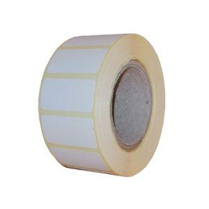 Role de etichete termice autoadezive 30x15mm 1000 etichete - 1 rola