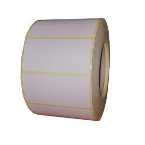 Role de etichete termice autoadezive 50x25mm 1000 etichete - 1 rola