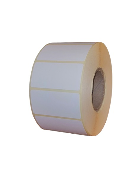 Role de etichete termice autoadezive 50x25mm 1500 etichete - 1 rola