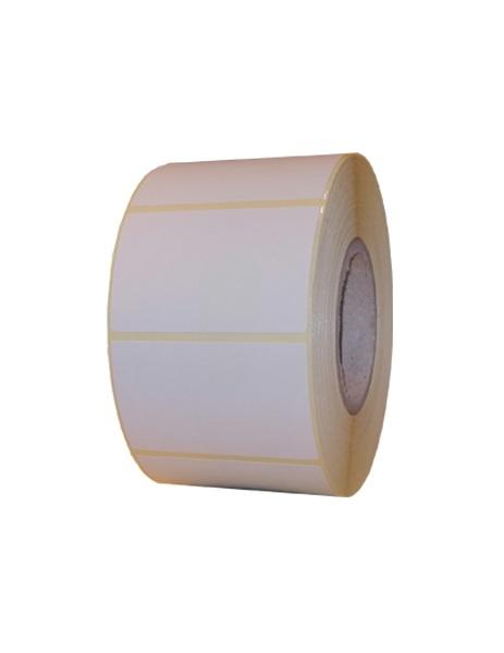 Role de etichete termice autoadezive 50x32mm 1000 etichete - 1 rola