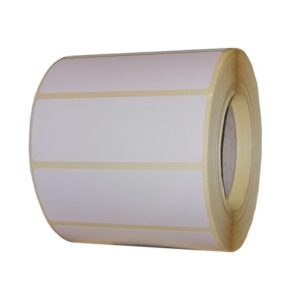 Role de etichete termice autoadezive 70x25mm 1000 etichete - 1 rola