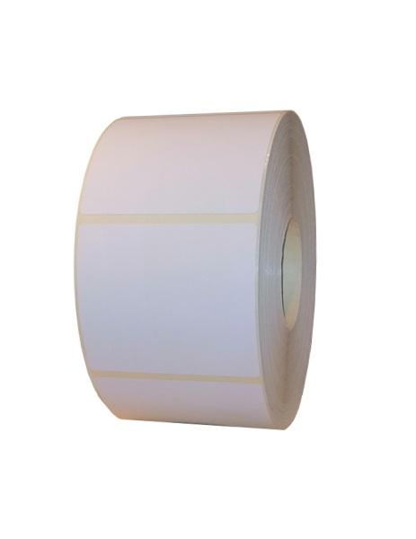 Role de etichete termice autoadezive 70x60mm 1500 etichete - 1 rola