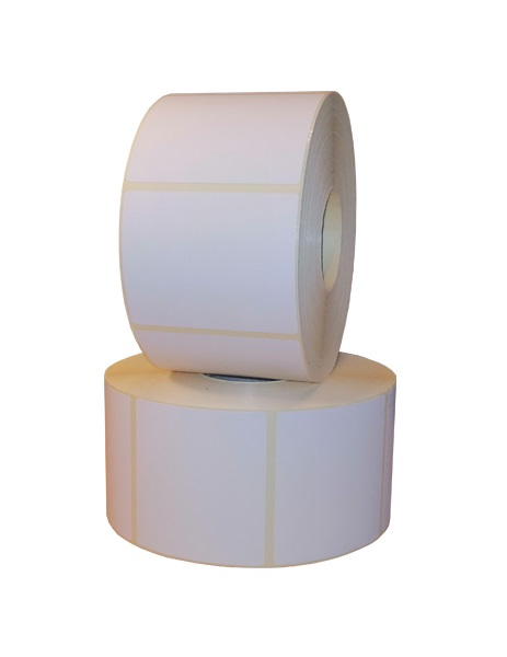 Role de etichete termice autoadezive 70x60mm 1500 etichete - 2 role