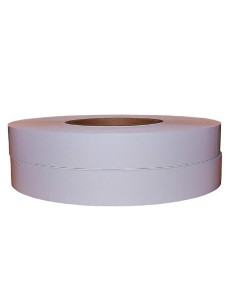 Role de etichete textile, banda de poliamida, 25mm latime, 200m lungime orizontal
