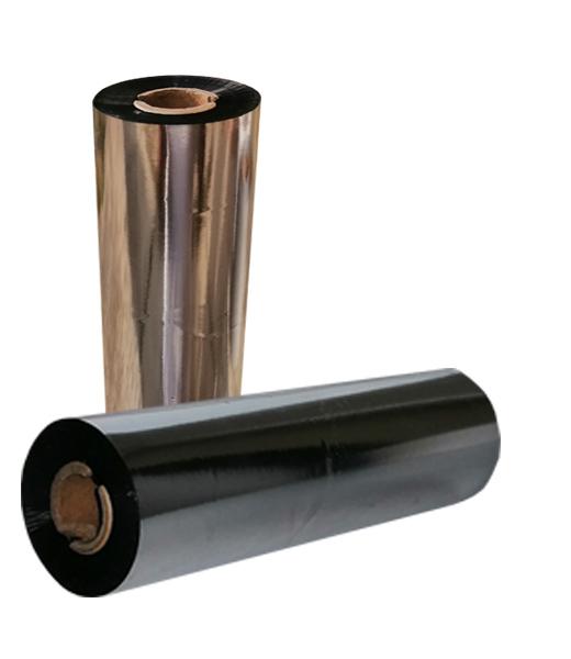 Ribon 110mm x 74m Out Ceara Negru 0.5 inch - 2 riboane