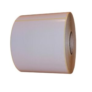 Role de etichete termice autoadezive 100x150mm 500 etichete - 1 rola