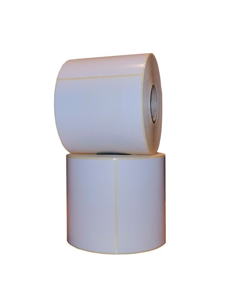 Role de etichete termice autoadezive 100x150mm 500 etichete - 2 role