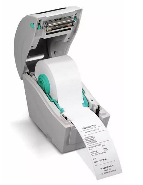 Imprimanta de etichete termice TSC TDP-225 - deschisa
